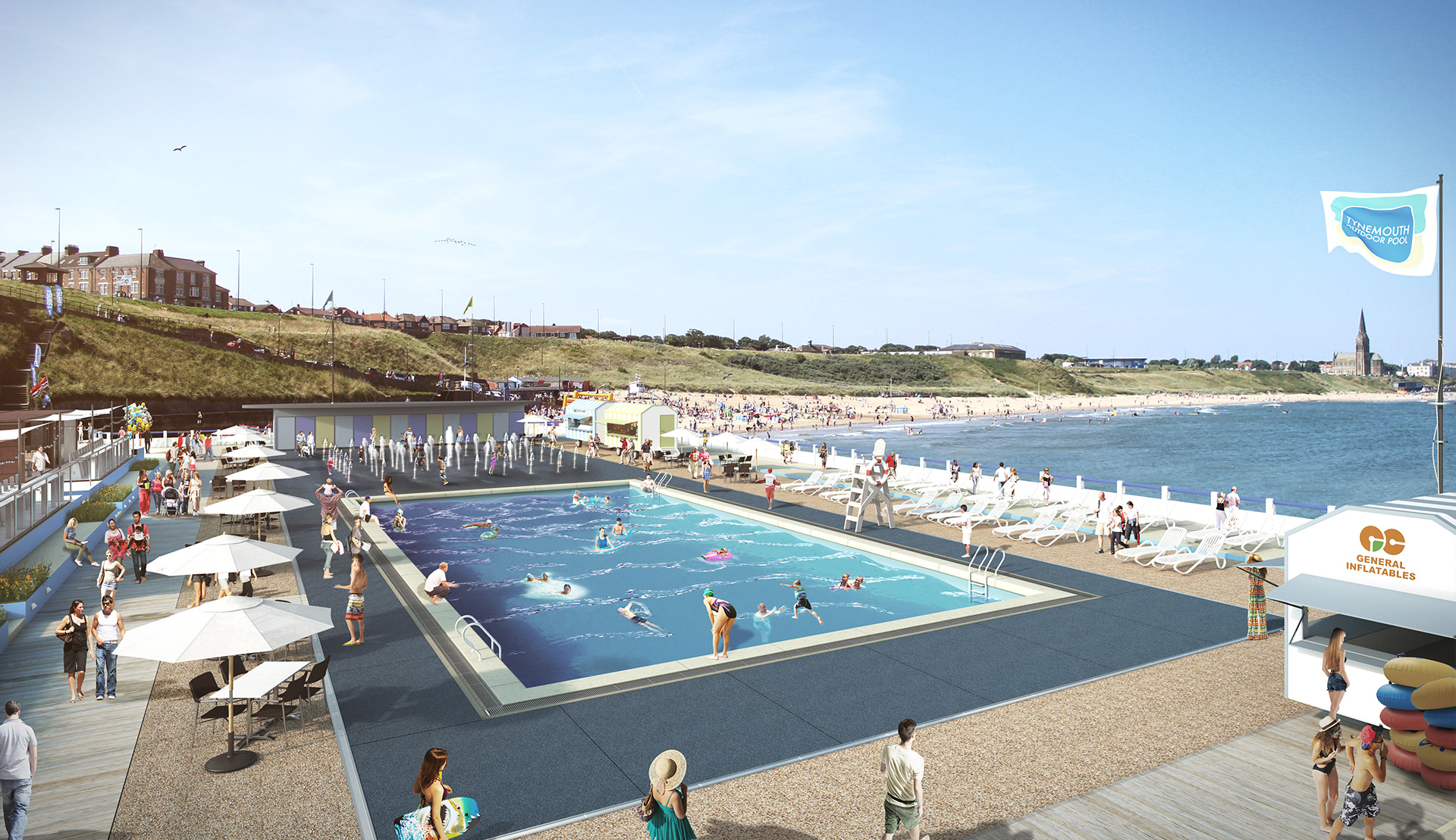 Tynemouth Outdoor Pool We 39 Re Transforming Tynemouth Outdoor Pool
